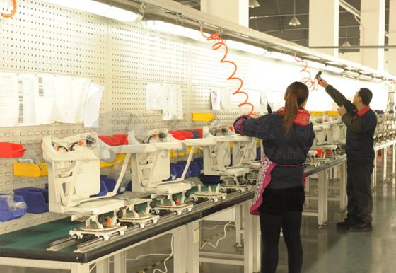 座椅电梯生产线-全力优化座椅电梯产品国产化生产规模