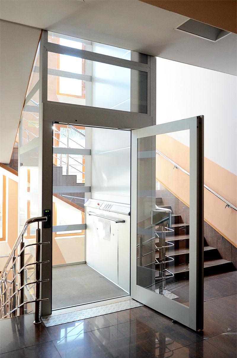 铝合金框架电梯